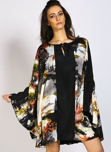 Lavısh Alıce Elbise Renkli